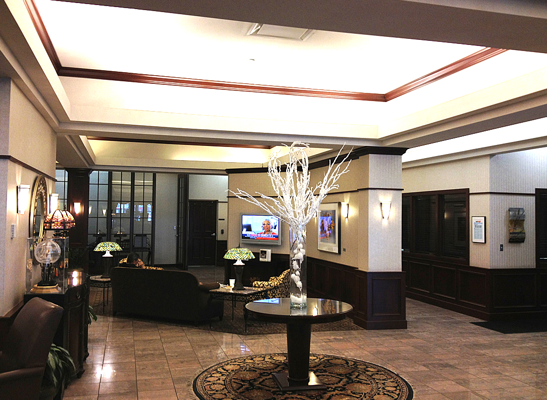 Metro Lexus Customer Lounge