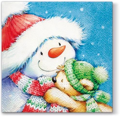 Christmas Paper Napkins