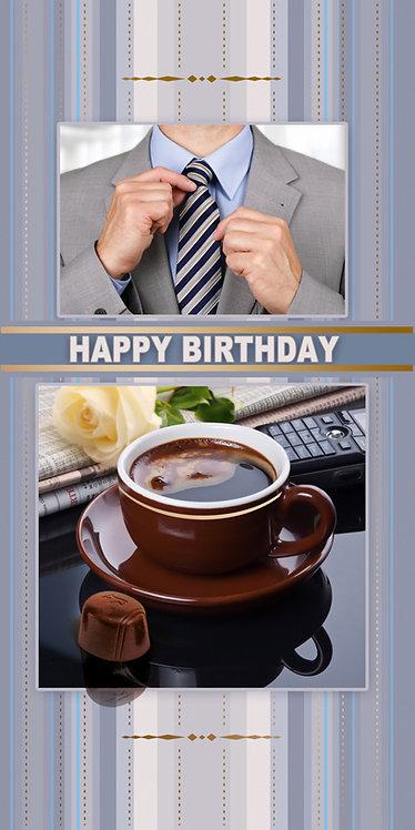 Kartka W Dniu Urodzin DL