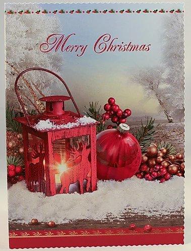 Christmas Card B6