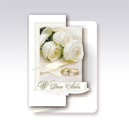 Wedding Day Card B6W
