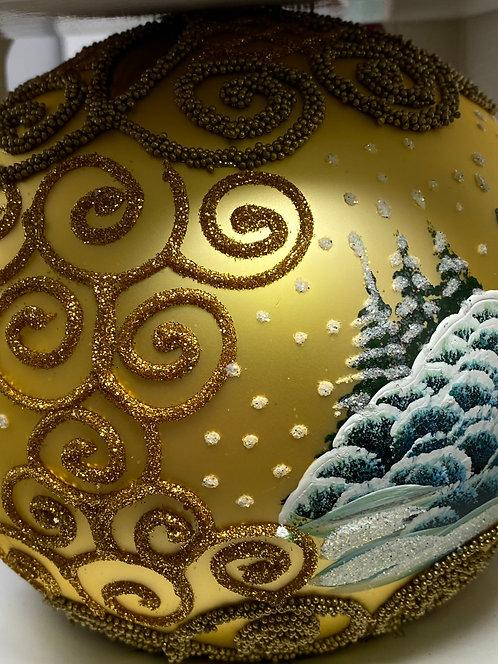 Polish Christmas Ornaments 5.90 in (150mm)
