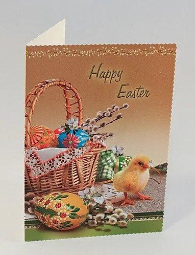 Easter Card B6