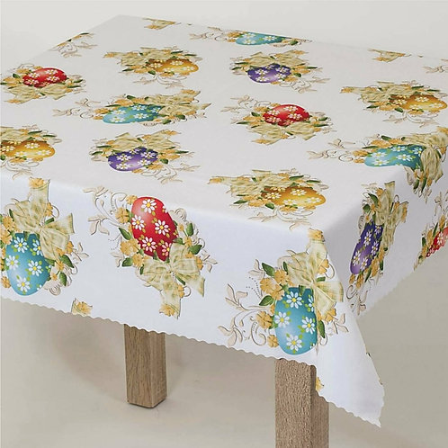 Stain-Resistant Tablecloth For Easter