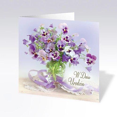 Quadro Happy Birthday Card