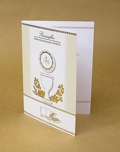 First Communion Card A5TZS