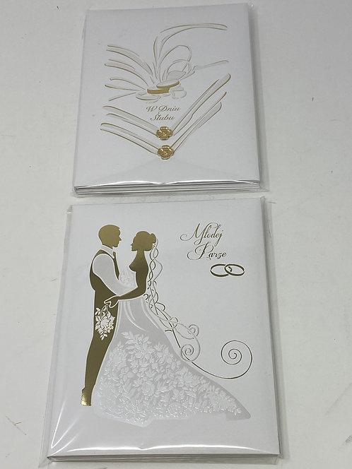 Wedding Day Card Album Index 2146