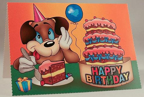 Kartka W Dniu Urodzin B6