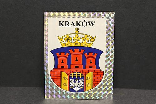 Naklejka Krakow