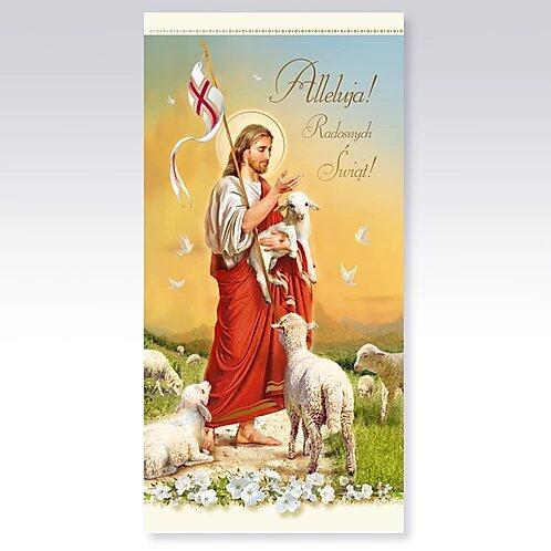 Kartka Wielkanocna Religijna DL