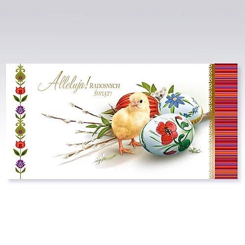 Kartka Wielkanocna Swiecka DL