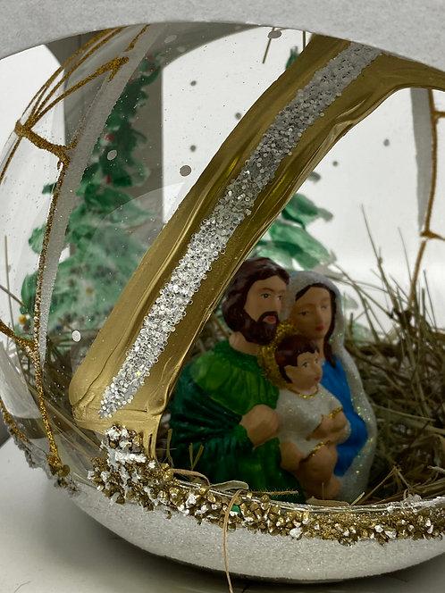 Polish Christmas Ornaments 7.87 in (200mm)