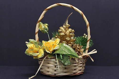 Basket Decoration