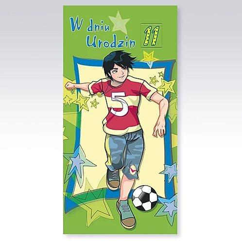 Kartka W Dniu Urodzin Dla Dziecka DL
