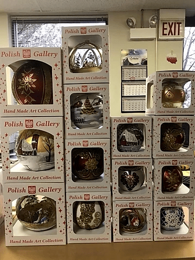 Christmas Ornaments Example
