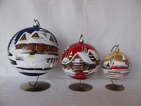 Christmas Ornaments Examples