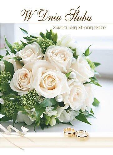 Wedding Day Card A5