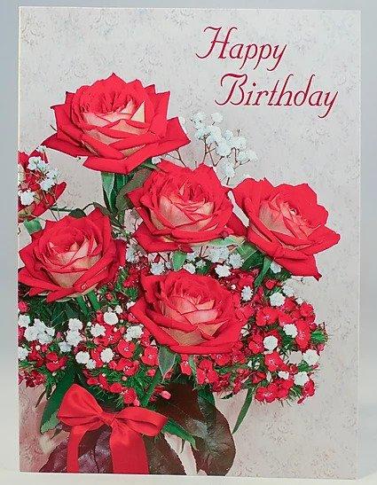 Happy Birthday Card A5