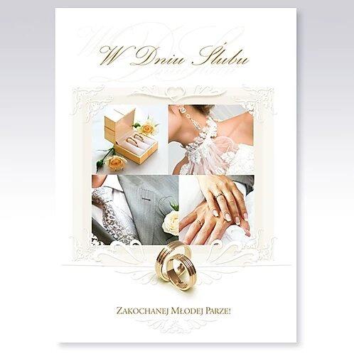 Wedding Day Card B6