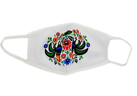 Maska Na Twarz Rodzaj Ludowy