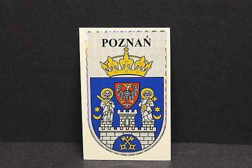 Sticker Poznan