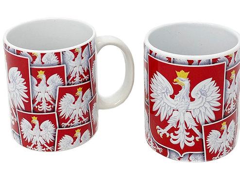 Polish Coffee Mug Polish White Eagle