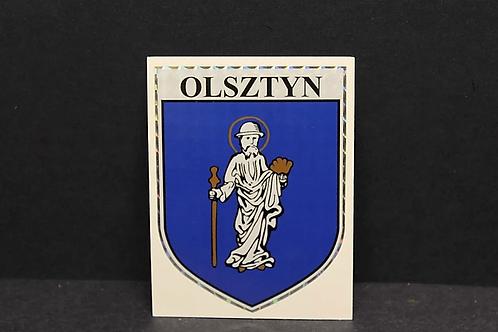 Sticker Olsztyn