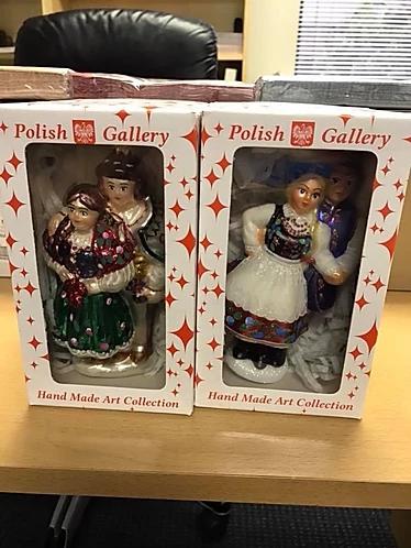 Polish Figures Ornaments