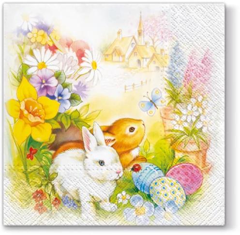 Serwetki Na Wielkanoc