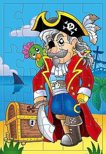 Kartka W Dniu Urodzin Puzzle Dla Dzieci