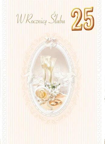 Wedding Anniversary Card B6SC