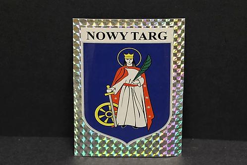 Sticker Nowy Targ
