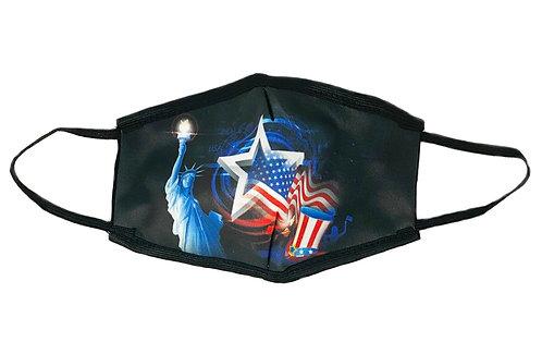 Maska Na Twarz Rodzaj USA