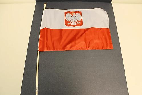 Medium Polish Flag