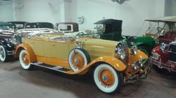 Car at Hudson Museum