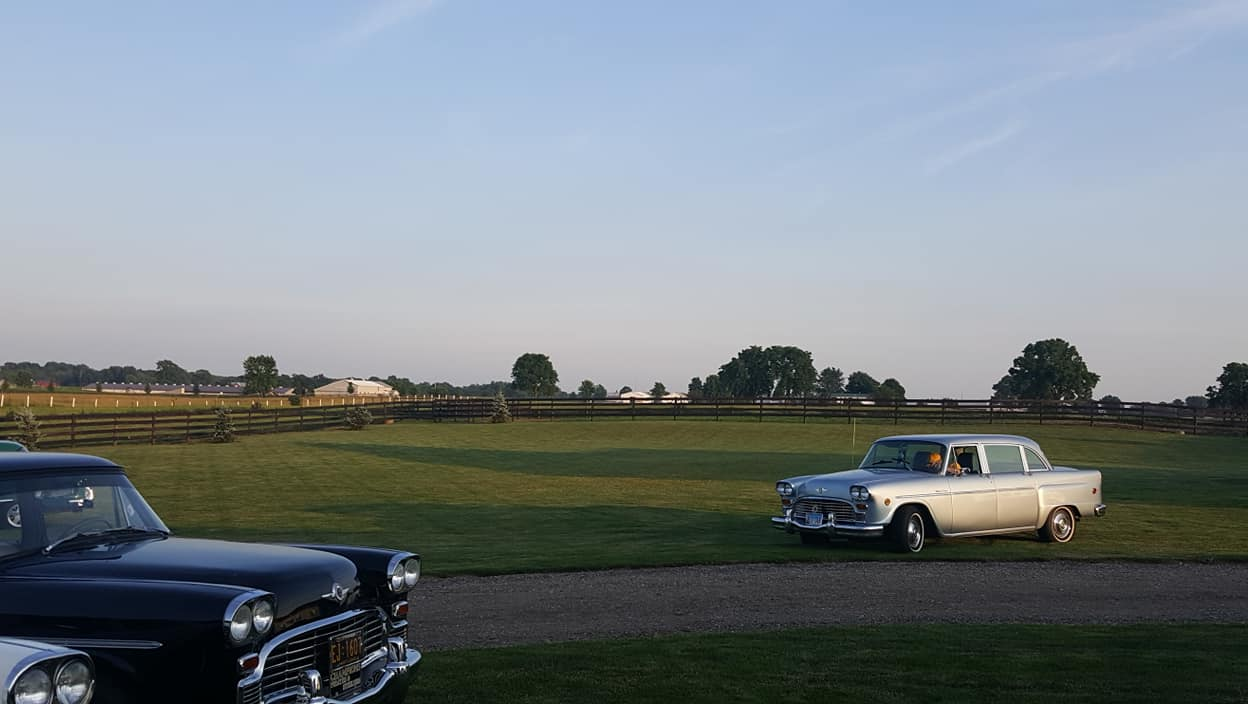Cars and Pastures