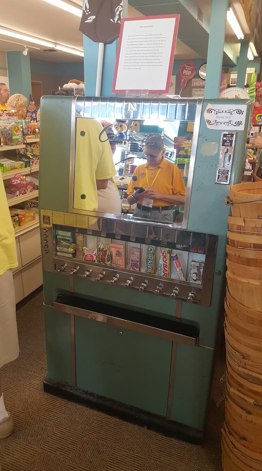 Dime Store Candy Machine Jeff