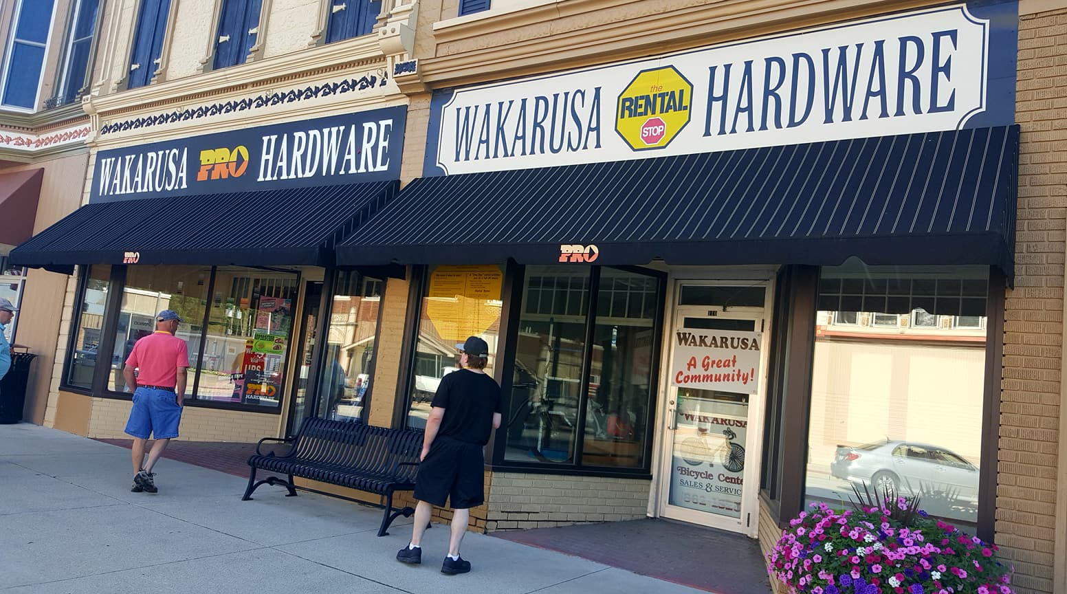 Hardware Store Front