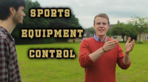 Sports Equipment Control