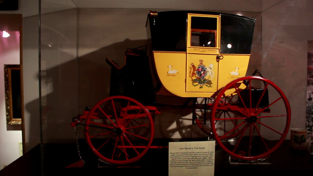 Bath Postal Museum Ad