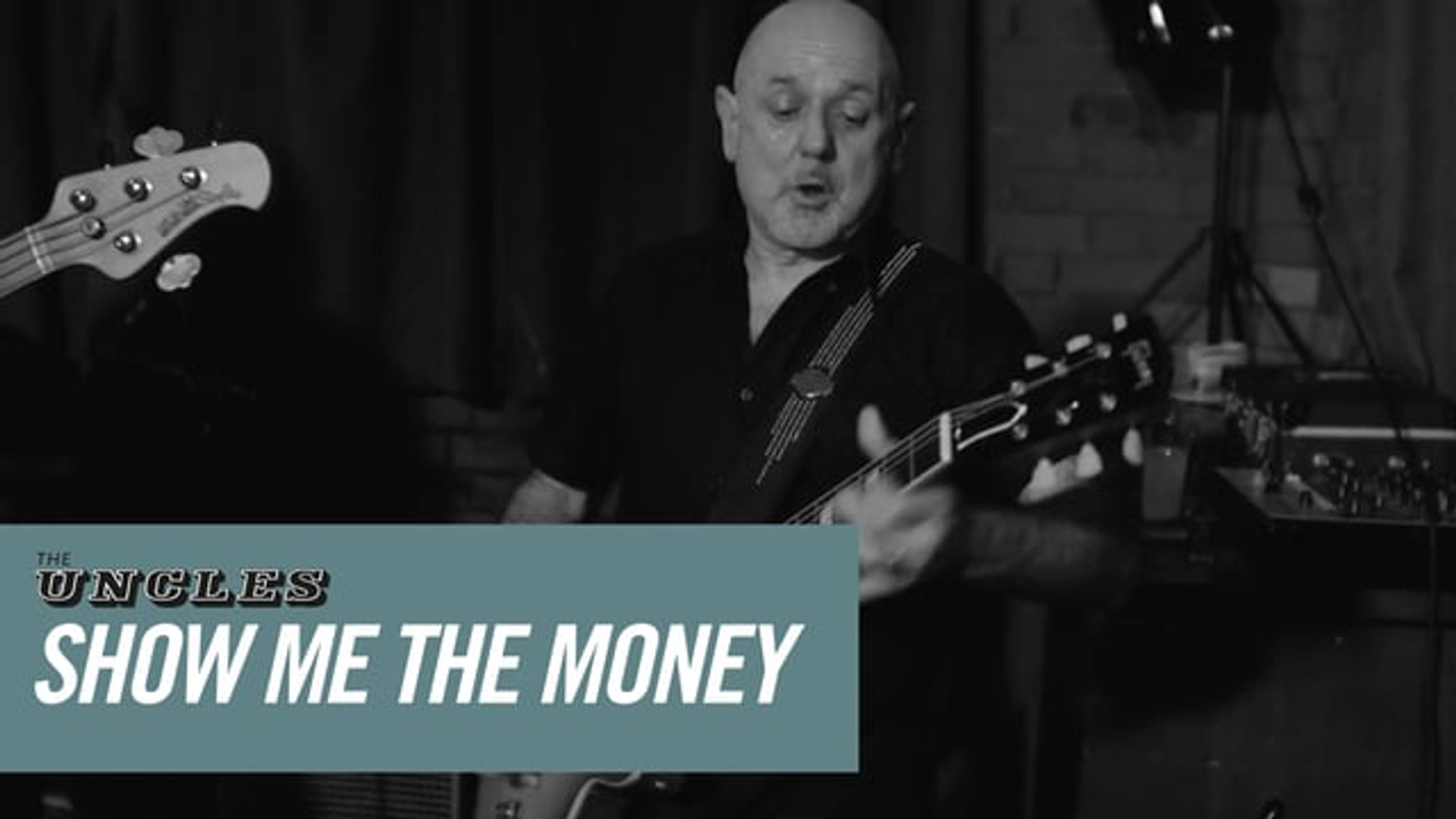 Show Me The Money - The Uncles, live at the Green Bank