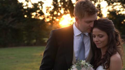 Tom and Lauren's wedding