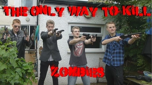 The Only Way To Kill Zombies