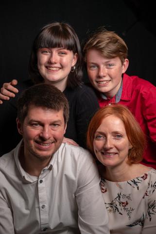 Ceara, Aaron, Ritchie and Teresa 18.12.2
