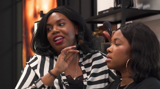 Brownbeautytalk Festive Makeup Masterclass with Bobbi Brown