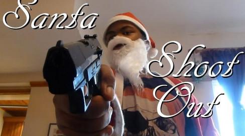 Santa Shoot Out