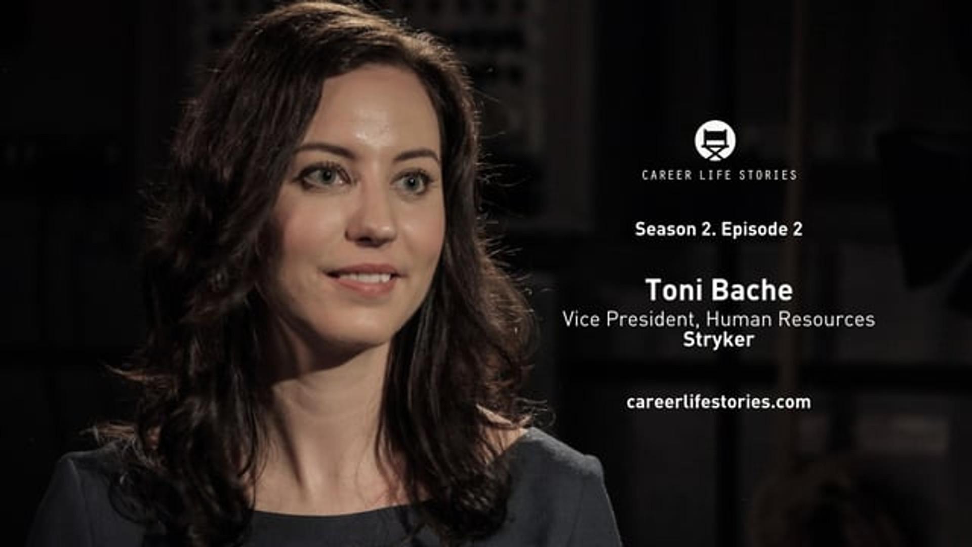 Career Life Stories: Toni Bache