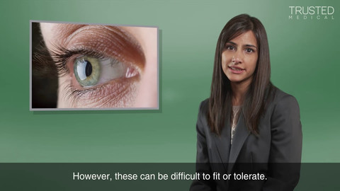 What treatments are available for Keratoconus?