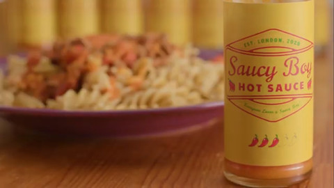 Saucy Boy Commercial 2