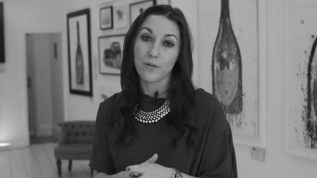 Alex Hall 'Haut de Gamme' At Box Galleries | Pop Art In London | Demur TV